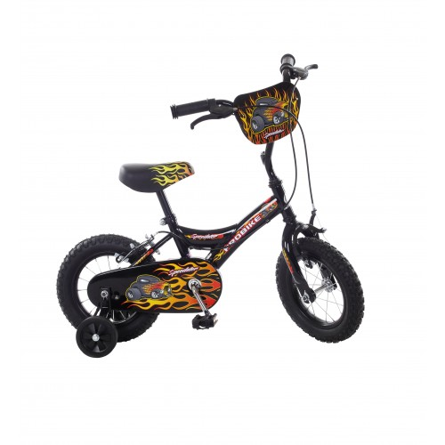"14"" ProBike Speedster Boys Black Bike - Free Delivery"