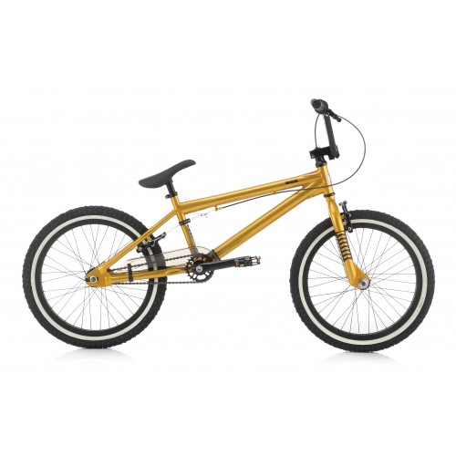 "20"" Python 90s Gold BMX Bike - Free Delivery"