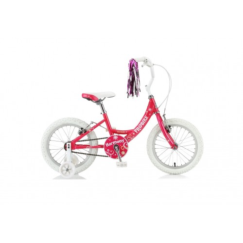 "16"" ProBike Harmony  Girls Pink Bike - Free Delivery"