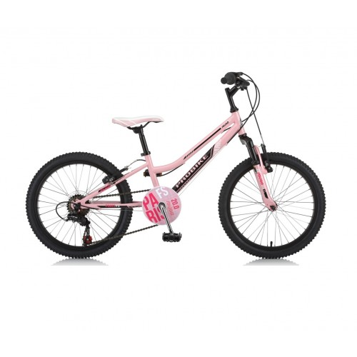 "20"" ProBike Paris FS Girls Pink Bike - Free Delivery"