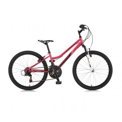 "24"" ProBike Paris Girls FS Pink Bike - Free Delivery"